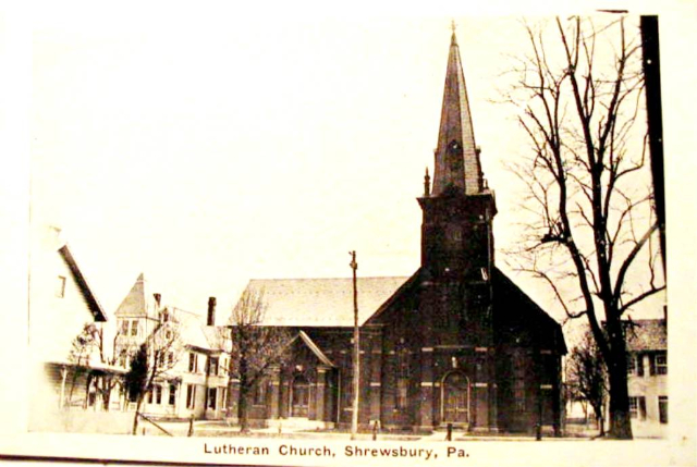 Christ Lutheran Church Shrewsbury PA